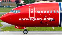 EI-FJS - Norwegian Air International Boeing 737-800 aircraft