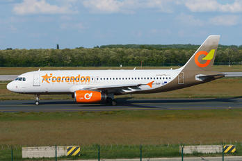 SX-SOF - Corendon Airlines Airbus A320