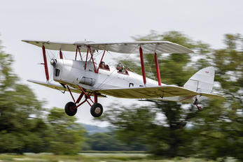 G-PWBE - Private de Havilland DH. 82 Tiger Moth