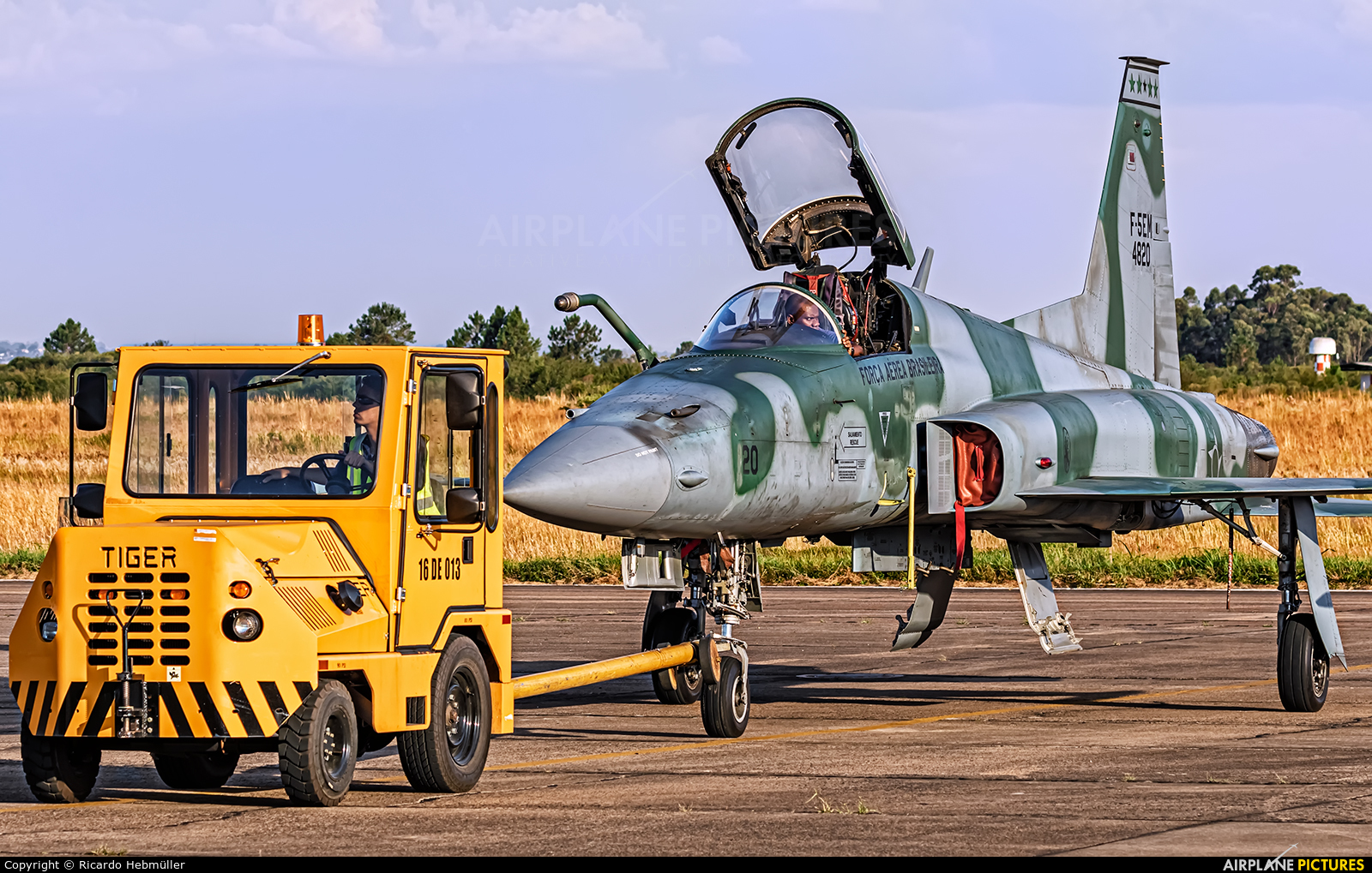 Brazil - Air Force 4820 aircraft at Canoas