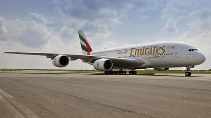 A6-EUM - Emirates Airlines Airbus A380