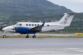 LN-RMA - Rely AS Beechcraft 250 King Air