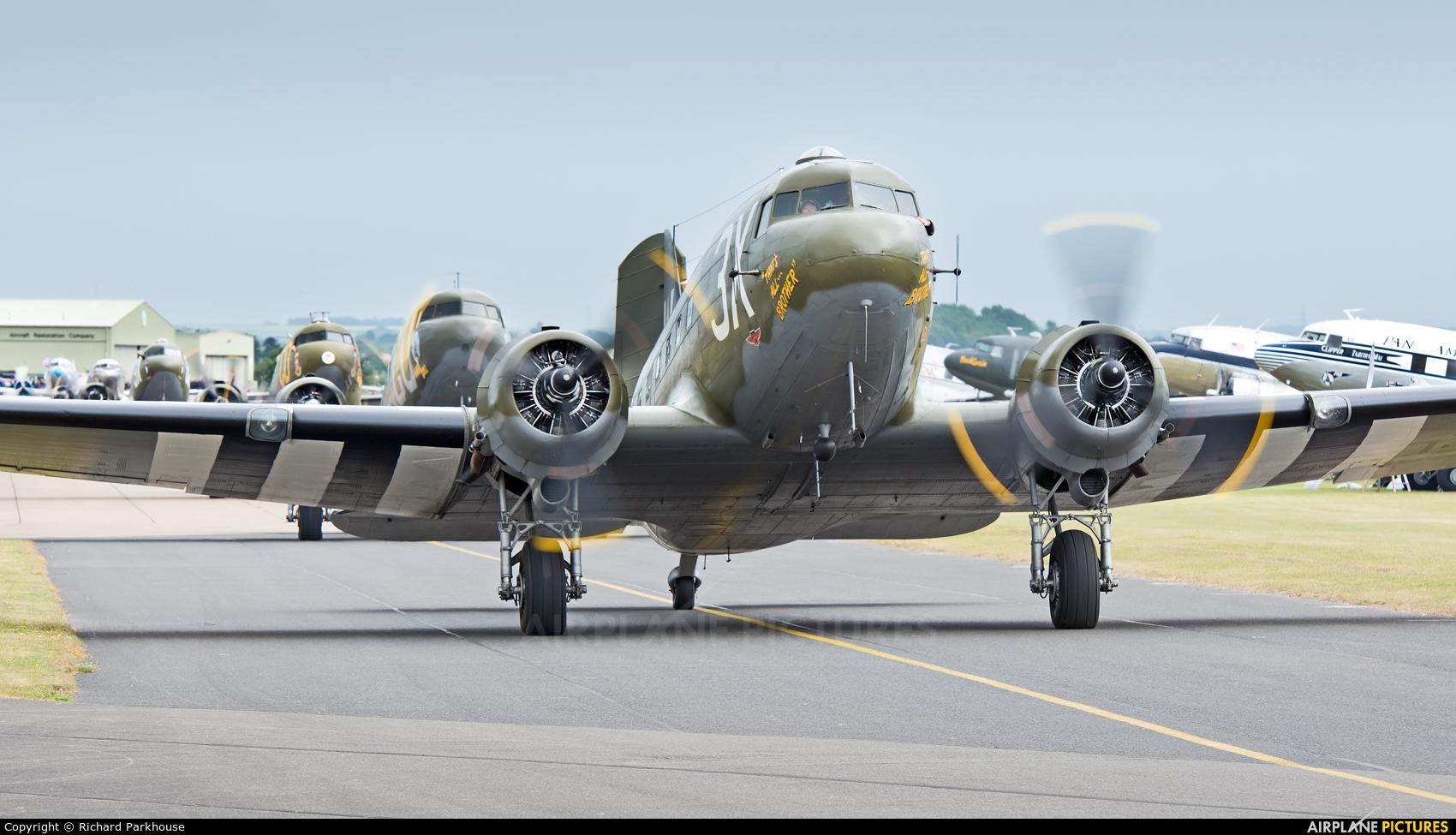 N47TB - Commemorative Air Force Douglas C-47A Skytrain at