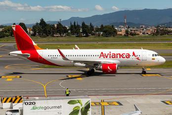 N755AV - Avianca Airbus A320