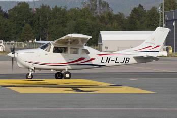 LN-LJB - Heliscan Cessna 210 Centurion