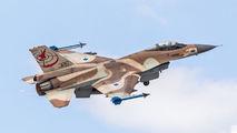326 - Israel - Defence Force General Dynamics F-16C Barak aircraft