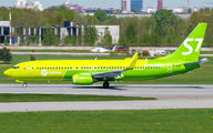 VP-BLE - S7 Airlines Boeing 737-800 aircraft