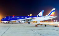 ER-ECD - Air Moldova Embraer ERJ-190 (190-100) aircraft