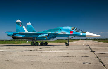 10 - Russia - Air Force Sukhoi Su-34