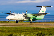 LN-WIM - Widerøe de Havilland Canada DHC-8-100 Dash 8 aircraft