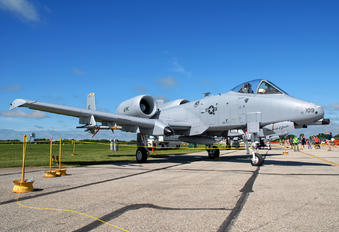79-0109 - USA - Air Force Fairchild A-10 Thunderbolt II (all models)