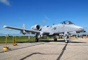 79-0109 - USA - Air Force Fairchild A-10 Thunderbolt II (all models) aircraft