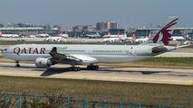 A7-AEH - Qatar Airways Airbus A330-300 aircraft