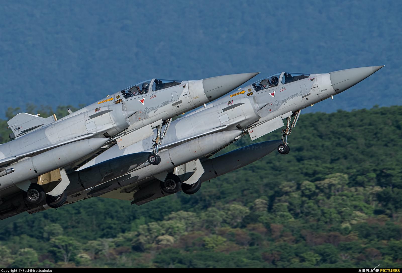 Taiwan - Air Force 2044 aircraft at Chihhang/Zhihang AB