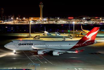 VH-OEG - QANTAS Boeing 747-400ER