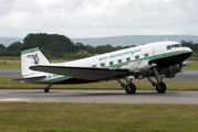 G-AMRA - Air Atlantique Douglas DC-3 aircraft