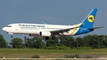 UR-PSN - Ukraine International Airlines Boeing 737-800 aircraft