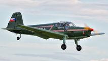 OK-BSA - Private Zlín Aircraft Z-381 aircraft