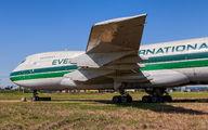 N482EV - Evergreen International Boeing 747-200SF aircraft