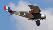 OK-JUD4 - Private Nieuport 12 (Replica) aircraft
