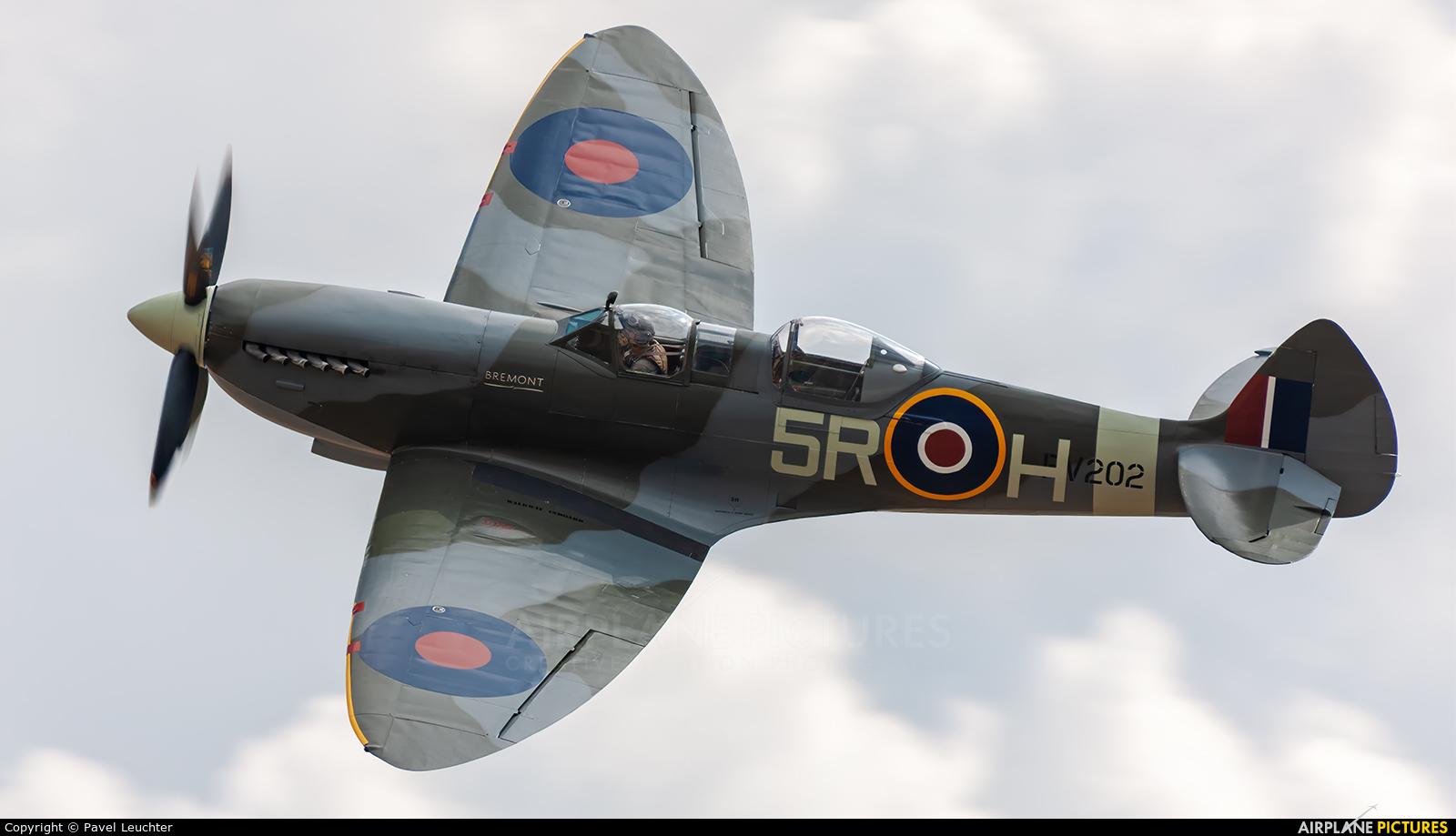 Aircraft Restoration Co, G-CCCA aircraft at Duxford