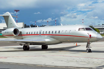 9H-VJU - Vistajet Bombardier BD-700 Global 6000
