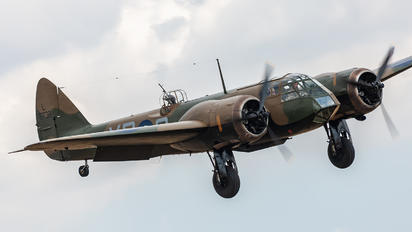 G-BPIV - Flying Legends Bristol Blenheim IV