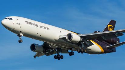 N259UP - UPS - United Parcel Service McDonnell Douglas MD-11F