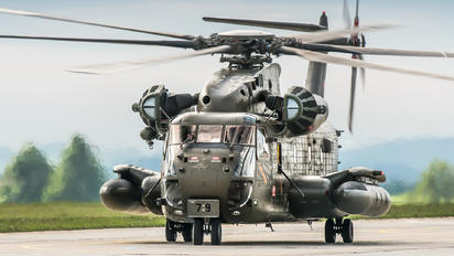 84+79 - Germany - Air Force Sikorsky CH-53 Sea Stallion