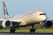 A6-BMC - Etihad Airways Boeing 787-10 Dreamliner aircraft