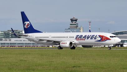 OK-TSI - Travel Service Boeing 737-900ER
