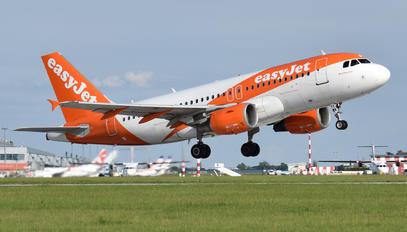 OE-LKK - easyJet Europe Airbus A319