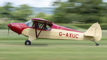 G-AXUC - Private Piper PA-12 Super Cruiser aircraft
