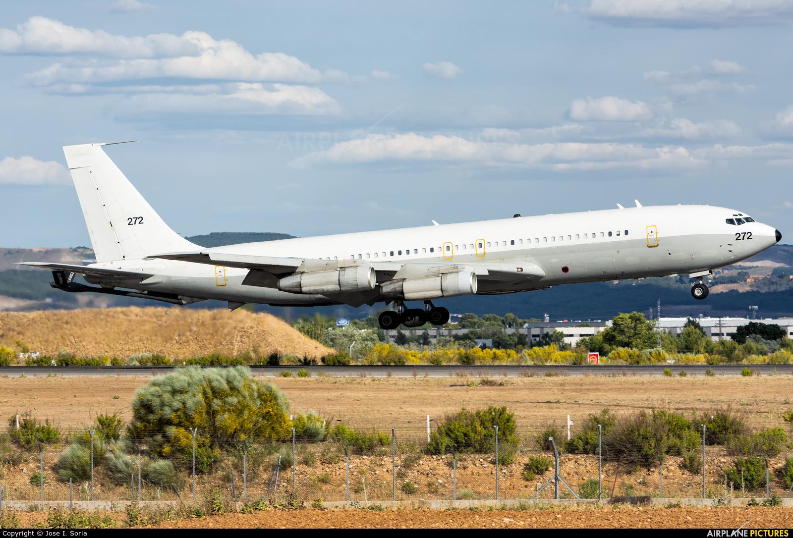 Israel - Defence Force 272 aircraft at Madrid - Torrejon