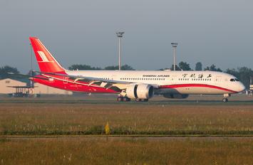 B-1112 - Shanghai Airlines Boeing 787-9 Dreamliner