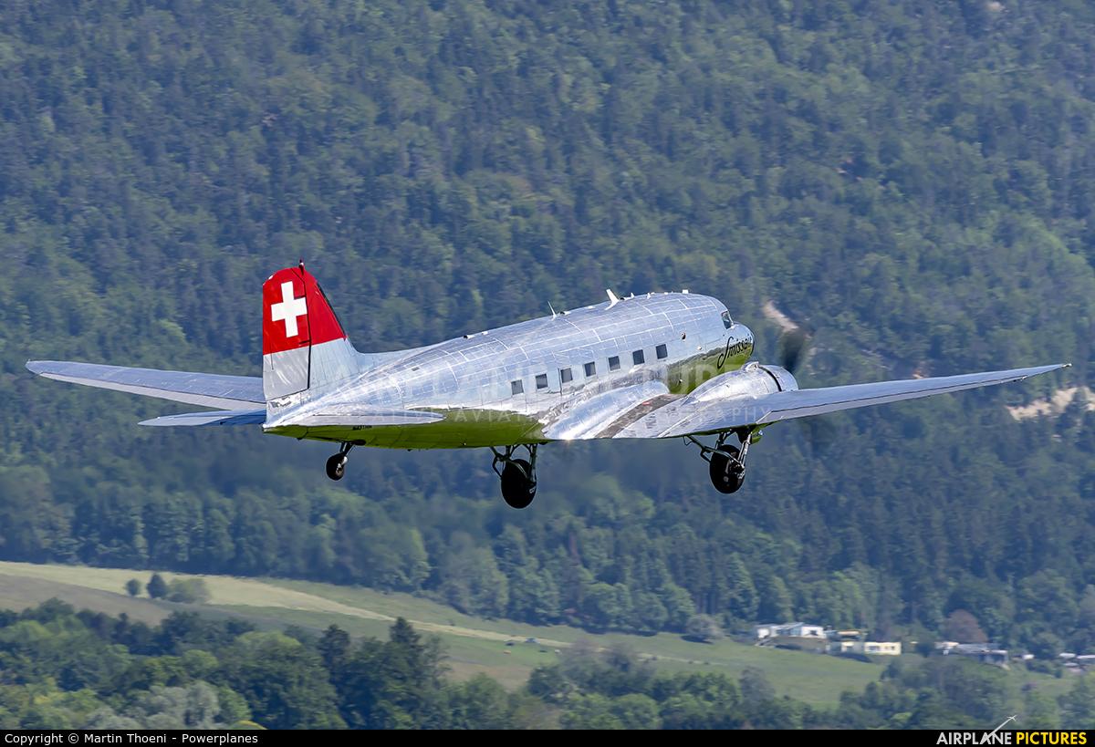 Mathys Aviation N431HM aircraft at Grenchen