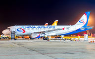 VP-BKB - Ural Airlines Airbus A320 aircraft