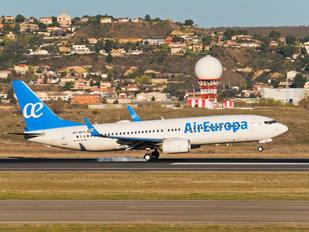 EC-MVY - Air Europa Boeing 737-800