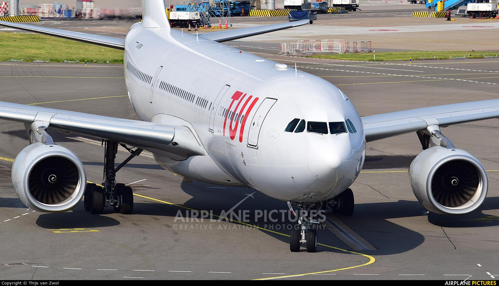 AirTanker Ltd G-VYGM aircraft at Amsterdam - Schiphol