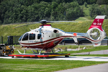 HB-ZUE - Lions Air Eurocopter EC135 (all models)