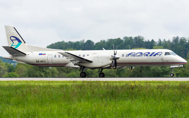 S5-AFJ - Adria Airways SAAB 2000