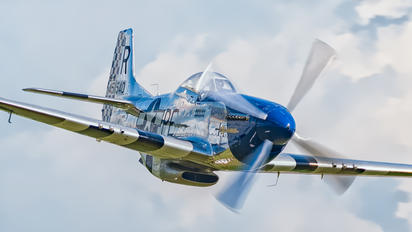N151W - Private North American P-51D Mustang