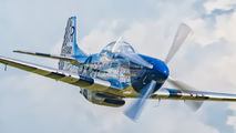 N151W - Private North American P-51D Mustang aircraft