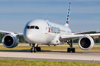 N803AL - American Airlines Boeing 787-8 Dreamliner