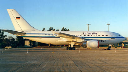 10+22 - Germany - Air Force Airbus A310