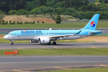 HL8312 - Korean Air Airbus A220-300