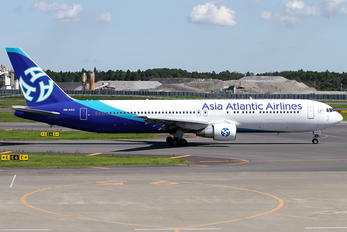 HS-AAC - Asia Atlantic Airlines Boeing 767-300ER