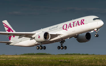 A7-ALK - Qatar Airways Airbus A350-900
