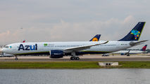 First visit of Azul A330neo to Orlando title=