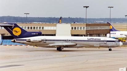 D-ABQI - Lufthansa Boeing 727-200